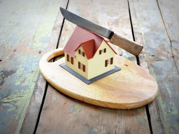 Come dividere una casa in comunione tra eredi alto garda for Dividere una casa