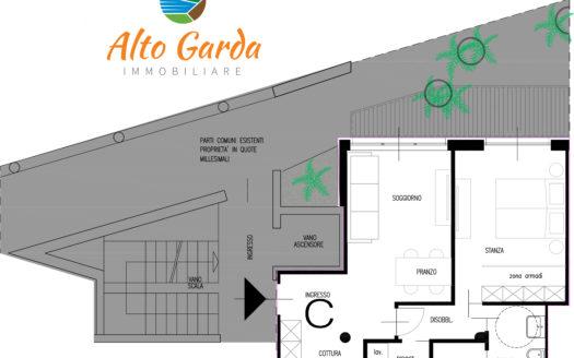 220-Arco-Bilocale-Alto Garda Immobiliare
